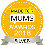 Made for Mums Silver 2018
