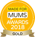 Made for Mums 2018 Gold