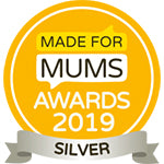 Made for Mums Award Silver 2019