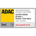 Award silver cross dream adac very good