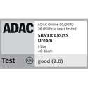Award silver cross dream adac