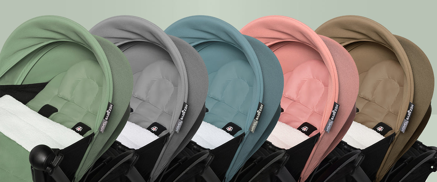 BABYZEN Colour Packs collection