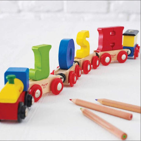 BigJigs Name Train