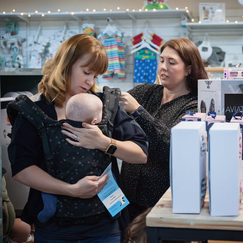 baby carrier store