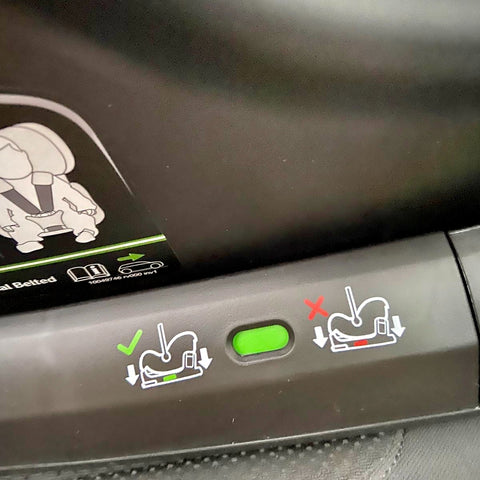 Bugaboo Turtle Air by Nuna Car Seat Review