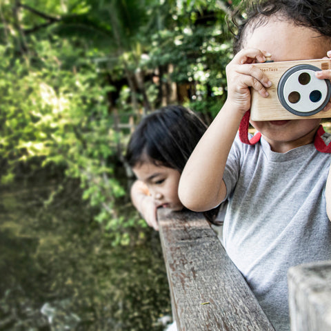 Fun Ways to Get Children Interested in the Environment.