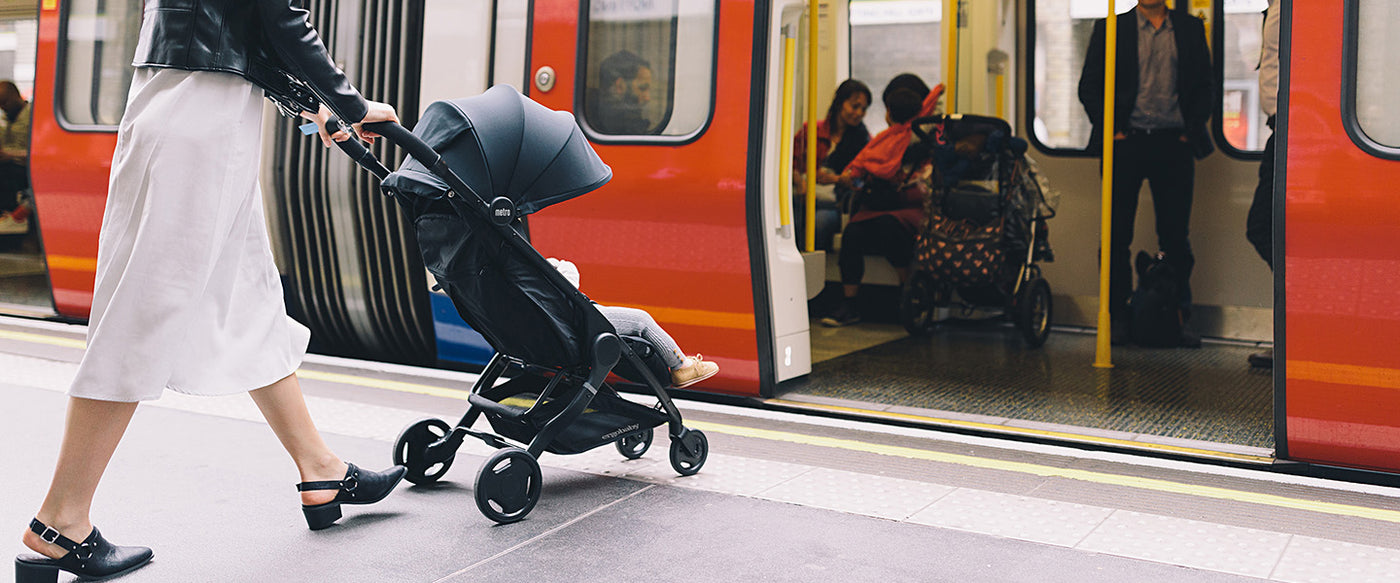 Compact Pushchairs collection