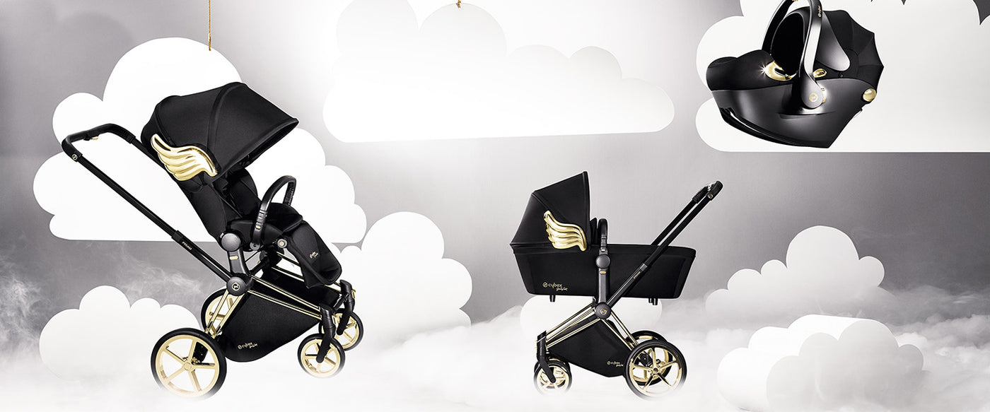 CYBEX by Jeremy Scott collection