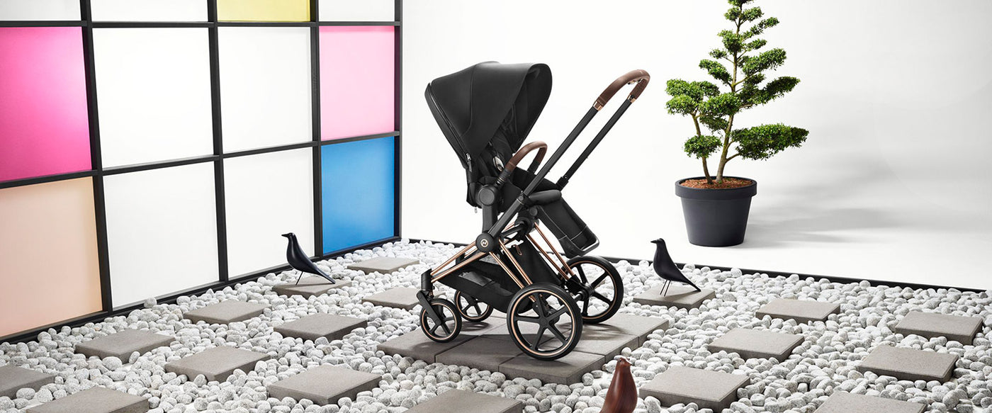 CYBEX Pushchairs collection