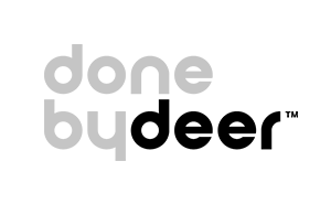 Done by Deer logo