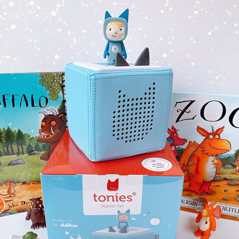 Parent Approved Review = Tonies Toniebox 2