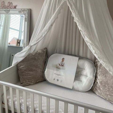 Snuggle Me Organic Lounger Review