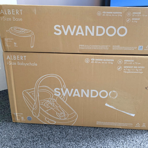 Swandoo Albert Parent Review