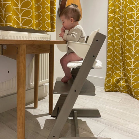 Parent Approved Review = Stokke Tripp Trapp 4