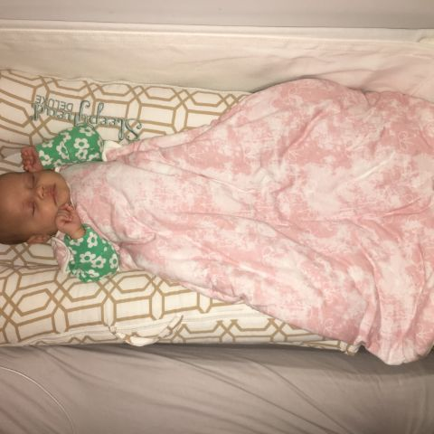 Parent Approved Review = aden + anais Winter Sleeping Bag