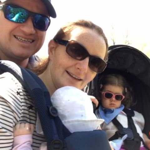 Ergobaby = Parent Approved!