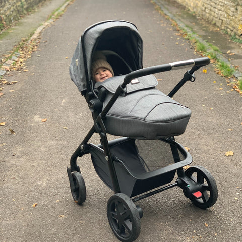 Parent Approved Review = Silver Cross Horizon Pushchair 4