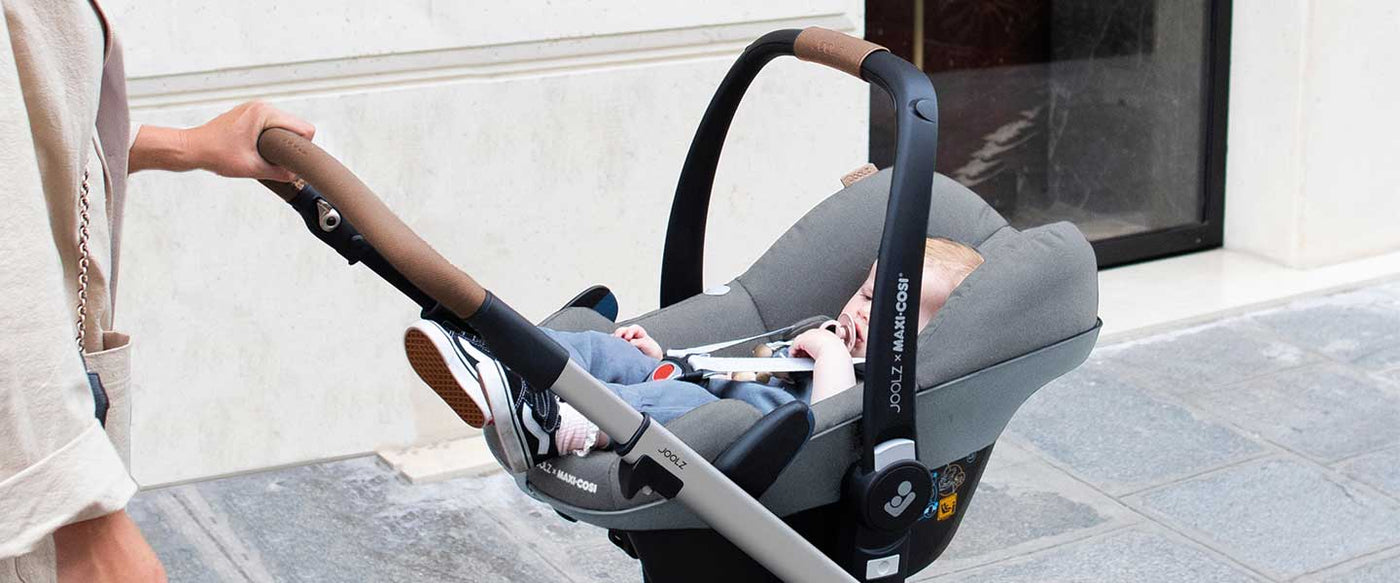 Joolz + Maxi-Cosi Pebble Pro i-Size Car Seat collection