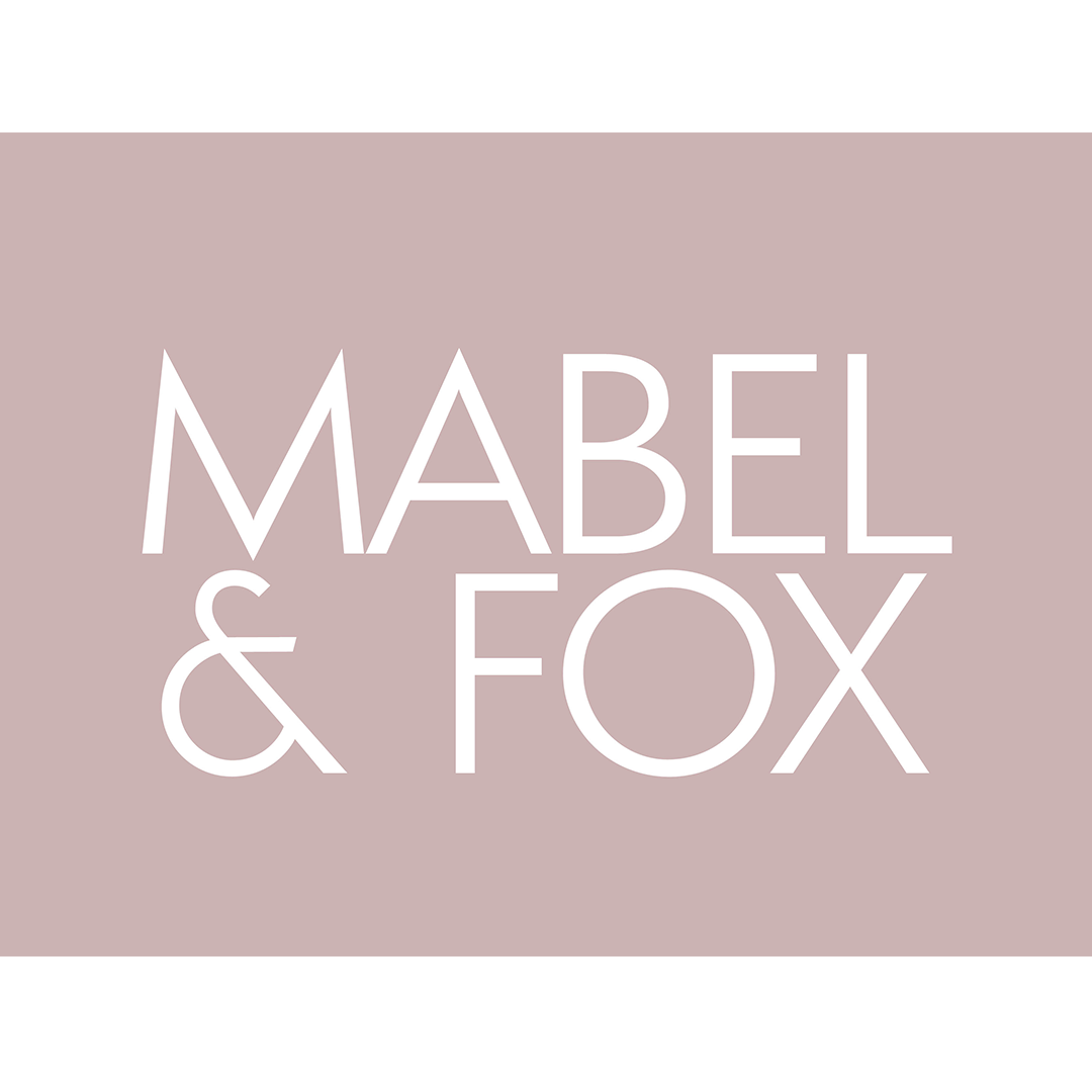 Mabel + Fox logo