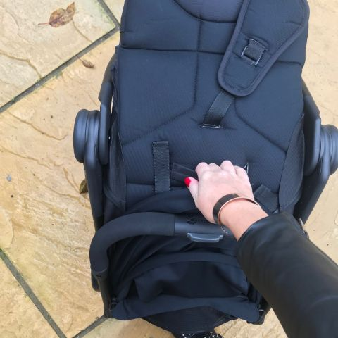 Parent Approved Review = Ergobaby Metro