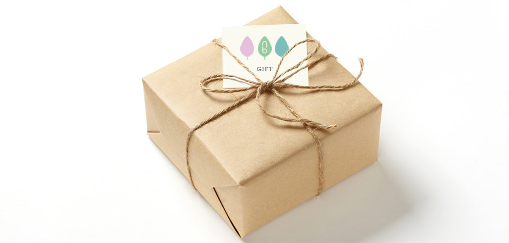 Gift Wrapping Service Natural Baby Shower