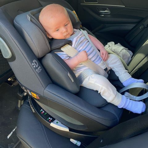 Parent Approved Review = Maxi-Cosi 360 Car Seat 4