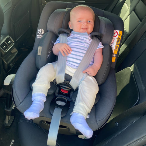 Parent Approved Review = Maxi-Cosi 360 Car Seat 3