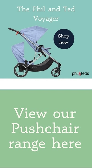pushchair collection