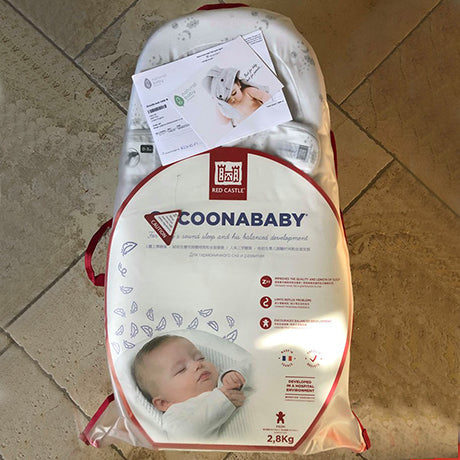 Parent Approved Review = Red Castle Cocoonababy