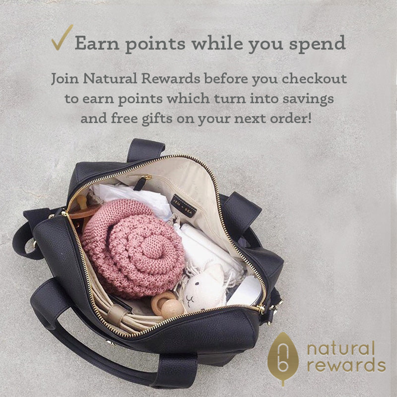 Natural Rewards - Earn savings + free gifts