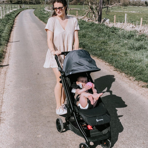 Ergobaby Metro+ Compact Stroller review