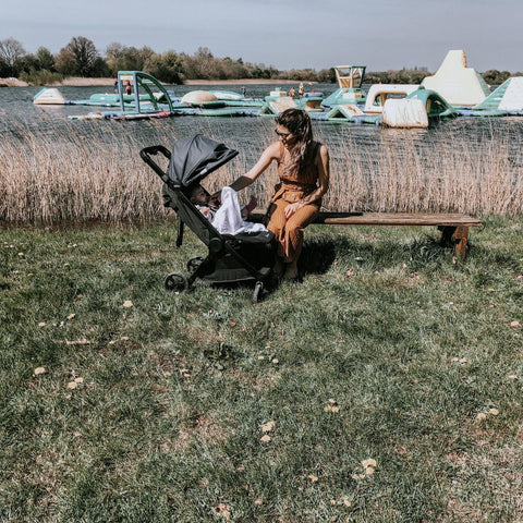 Parent Approved Review = Ergobaby Metro+ Compact Stroller 3
