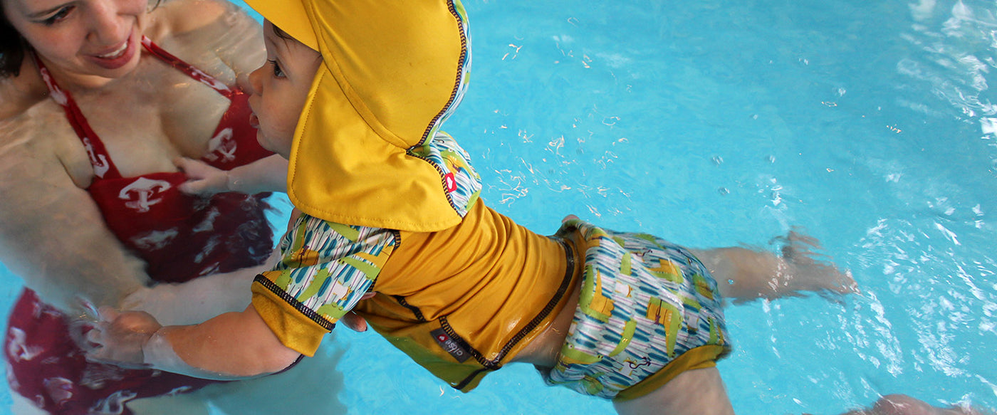 Swim Nappies + Training collection
