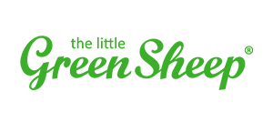 The Little Green Sheep logo