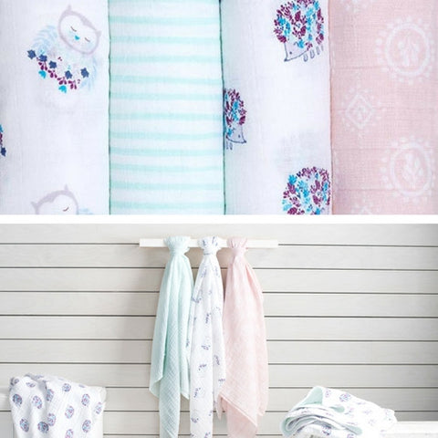 Thistle swaddle collection