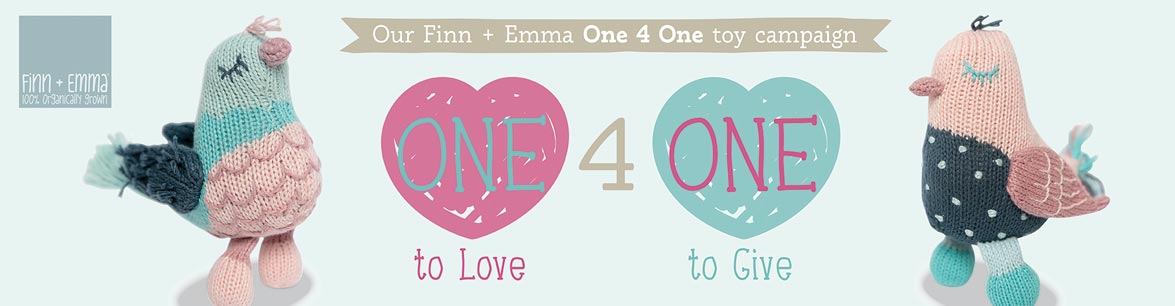1 for 1 with Finn + Emma