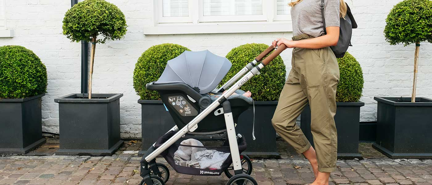 Uppababy Travel Systems collection