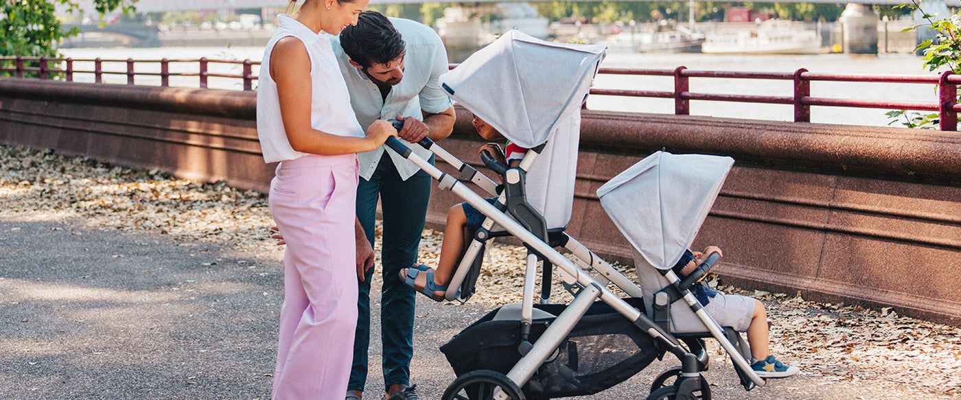 Uppababy Vista Pushchair & Accessories - Natural Baby Shower