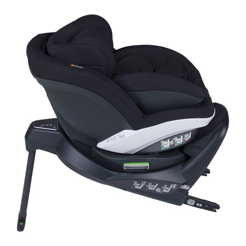 BeSafe iZi Twist B i-Size Car Seat - Fresh Black Cab-Car Seats- Natural Baby Shower