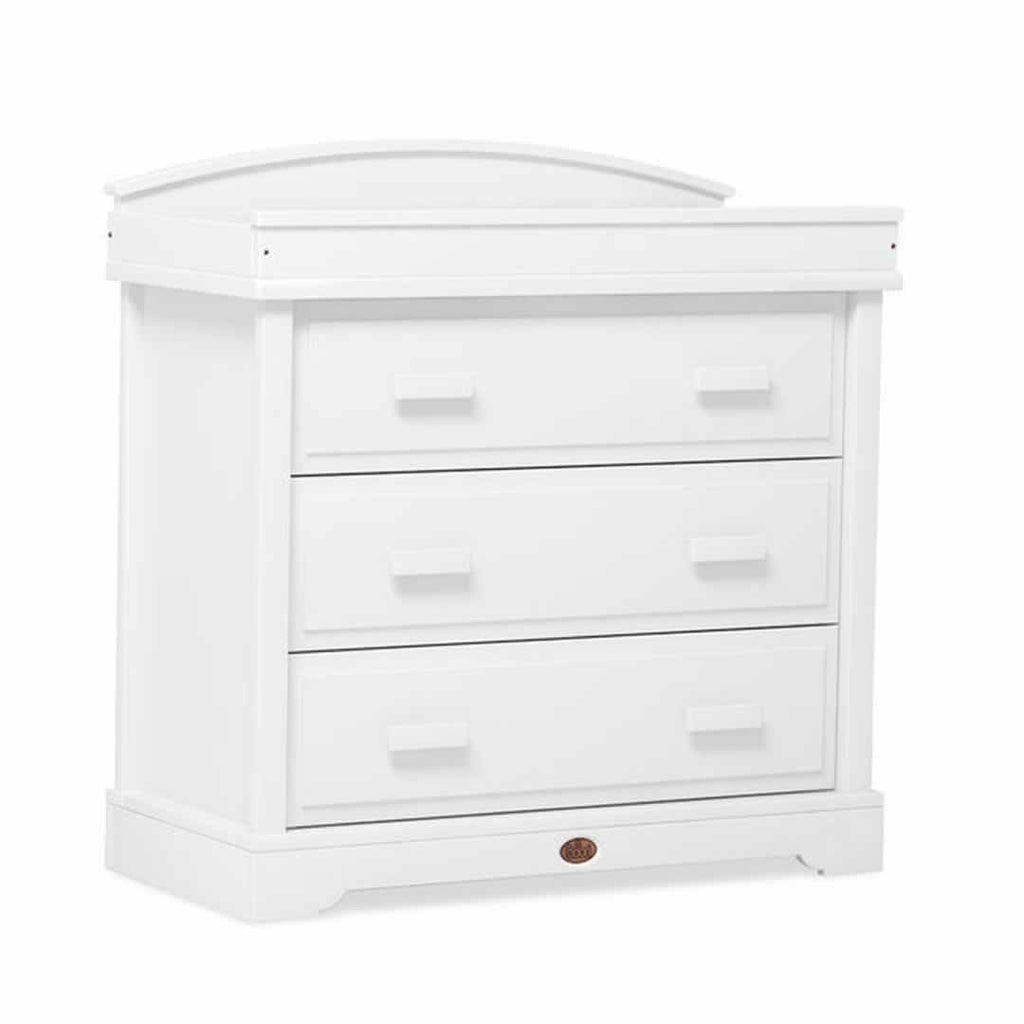 Boori Classic Royale 2 Piece Nursery Set Dresser in White