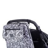 Ju-Ju-Be 4-in-1 Convertible Changing Bag Bundle - Strike Off-Changing Bags- Natural Baby Shower