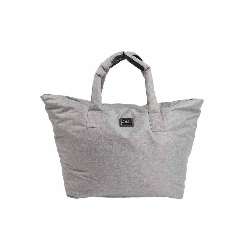 7 AM Roma Bag Changing Bag in Heather Grey