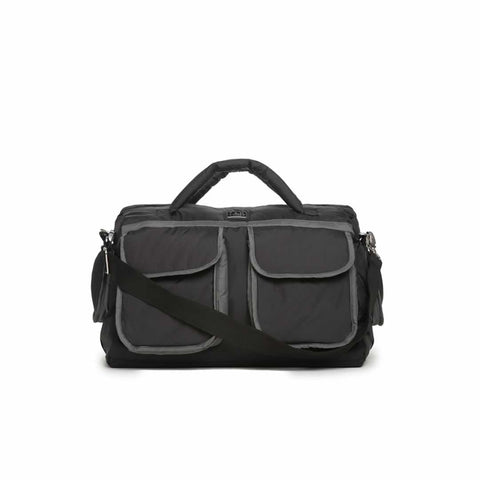 7 AM Voyager Bag Changing Bag in Black