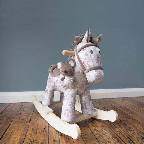 A Little Bird Told Me - Biscuit & Skip Rocking Horse - 9m+ 1