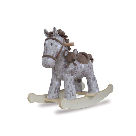 A Little Bird Told Me - Biscuit & Skip Rocking Horse - 9m+