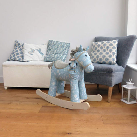 A Little Bird Told Me - Finn & Munchkin Rocking Horse 1