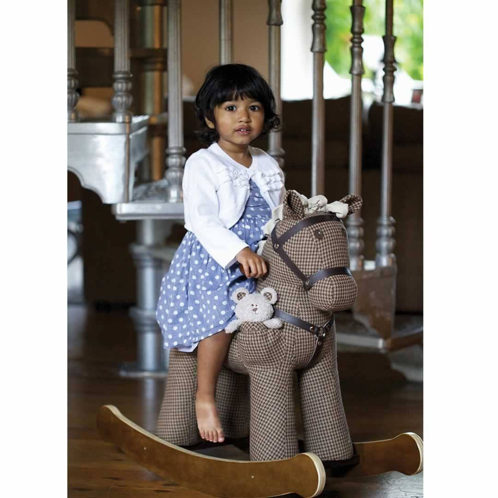 A Little Bird Told Me Rocking Horse Chester & Fred Lifestyle