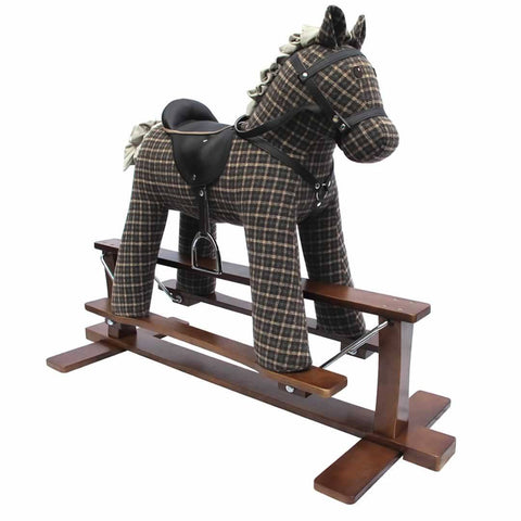 Tennyson Rocking Horse - A Little Bird Told Me