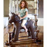 A Little Bird Told Me - Rocking Horse - Tennyson - Ride-on & Rockers - Natural Baby Shower