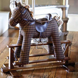 A Little Bird Told Me Rocking Horse Tennyson